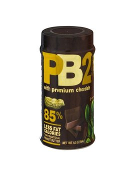 Pb2 Powdered Peanut Butter With Chocolate, 6.5 Oz by Pb2