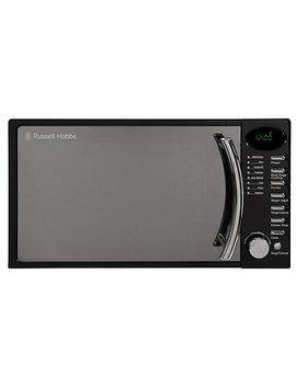 Russell Hobbs 17 L 700 W Black Digital Microwave Rhm1714 Bc by Dunelm