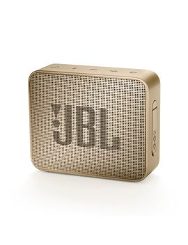 Go2 Compact Portable Bluetooth Speaker   Champagne by Jbl