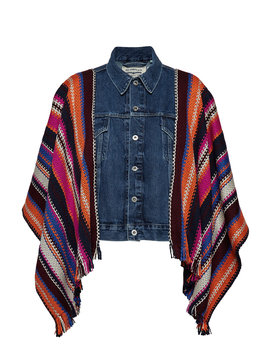 Lmc Trucker Poncho Lmc Summer by Levi's Made & Crafted
