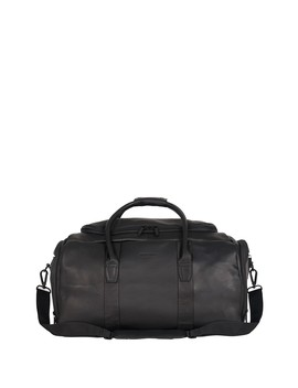 Colombian Leather Top Zip Duffel Bag by Kenneth Cole Reaction