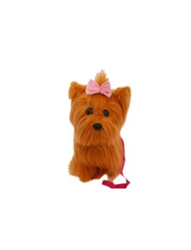 My Brittany's Yorkie For American Girl Doll With Leash For American Girl Dolls And My Life As Dolls by My Brittany's