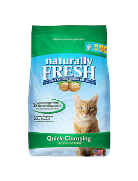 Naturally Fresh® Quick Clumping Cat Litter   Natural by Naturally Fresh