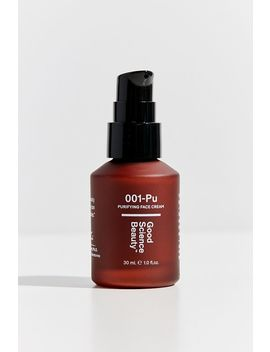 Good Science Beauty 001 Pu Purifying Face Cream by Good Science Beauty