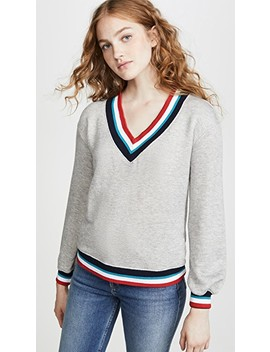 Sol Flag Roma Pullover by Sol Angeles