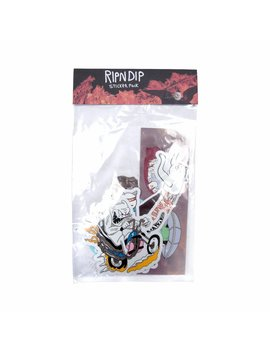 Fall 18 Sticker Pack by Ripndip