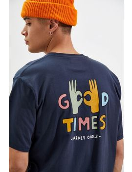Barney Cools Good Times Tee by Barney Cools
