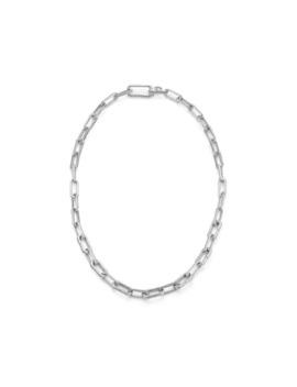Alta Capture Charm Necklace by Monica Vinader