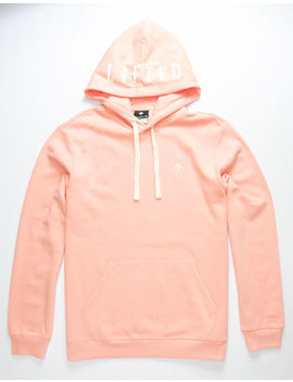 Lrg Get Lifted Salmon Mens Hoodie by Lrg