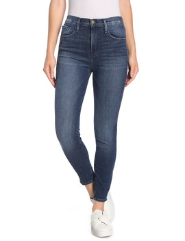Ali High Waisted Skinny Jeans by Frame Denim