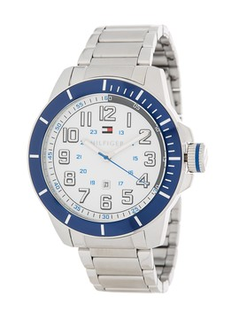 Men's Essential Bracelet Watch, 46mm by Tommy Hilfiger