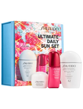 Ultimate Daily Sun Set by Shiseido