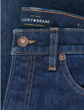 Mid Rise Authentic Wide Leg Jean by Lucky Brand