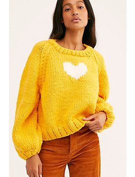 Heart Pullover by Gogo