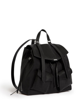 Tower Washed Leather Backpack by All Saints