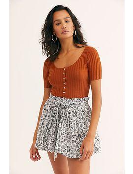 Cheyenne Skirt by Love Shack Fancy
