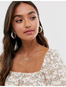 Missguided Chunky Gold Hoops by Missguided's