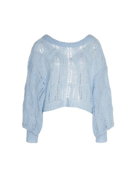 Eugenia Dreamy Pullover by Love Shack Fancy