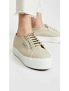 2790 Acotw Linea Up And Down Sneakers by Superga