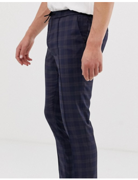 River Island Sweatpants In Navy by River Island