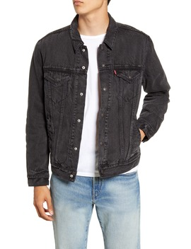 Lined Denim Trucker Jacket by Levi's®