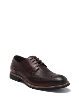 Liam Wingtip Derby by English Laundry