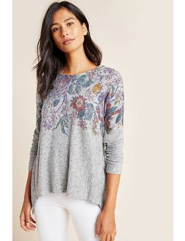 Kelyn Hacci Pullover by Anthropologie