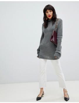 Vero Moda Roll Neck Knitted Sweater by Vero Moda