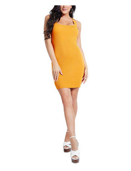 Ribbed Sweater Dress by General