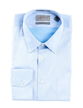 Solid Traditional Fit Long Sleeve Dress Shirt by John W. Nordstrom