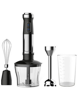4 In 1 Multipurpose Hand Blender With Speed Control by General