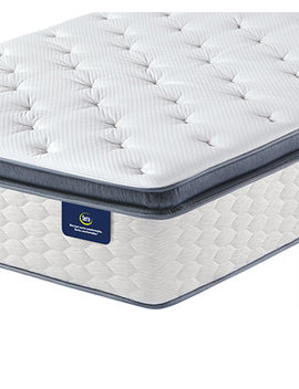 "Special Edition Ii 14.5"" Super Pillow Top Plush Mattress  Queen by General"