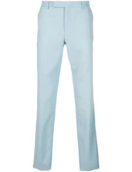 Regular Tailored Trousers by Paul Smith