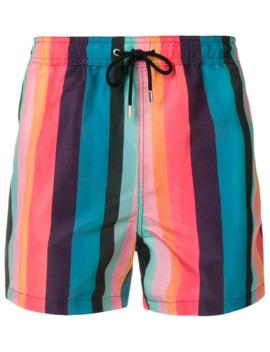 Striped Swim Shorts by Paul Smith