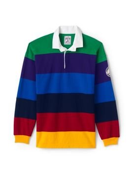 Rowing Blazers X Lands' End Rugby Polo 1 by Lands' End