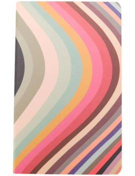 Printed Notebook by Paul Smith