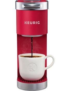 K Mini Plus Single Serve K Cup Pod Coffee Maker   Cardinal Red by Keurig