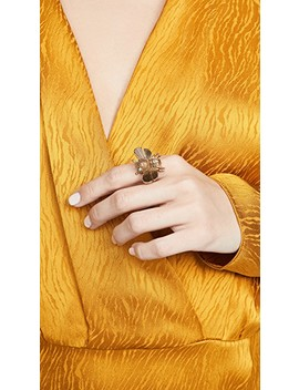 All Abuzz Bee Ring by Kate Spade New York