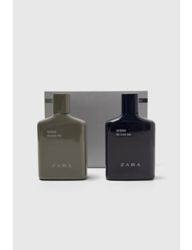 W/End Till 8.00 Pm W/End Till 3:00 Am 100 Ml+100 Ml View All Accessories Man by Zara