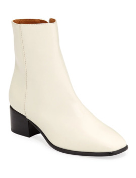 Aslen Smooth Leather Mid Boots by Rag & Bone