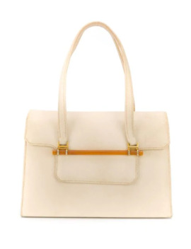 1950's Square Tote by Gucci Pre Owned