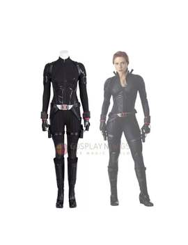 Free Ship Avengers Endgame Black Widow Cosplay Costume For Women by Etsy
