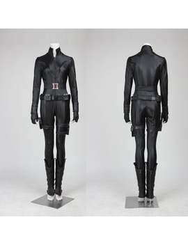 Avengers Natasha Romanoff Black Widow Cosplay Costume by Etsy