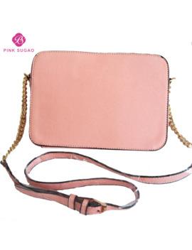 Pink Sugao Luxury Handbags Women Bags Designer Leather Purse And Handbag Multi Color Crossbody Bags For Women Brand Beach Bag by Ali Express.Com