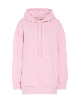 Oversized Cotton Hoodie by Stella Mc Cartney