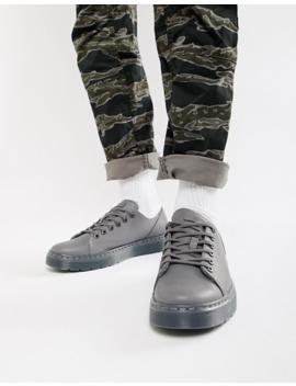 Dr Martens   Dante   Chaussures à 6 Paires D'œillets   Gris by Dr Martens