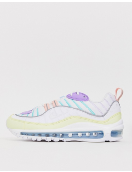 Nike – Air Max 98 – Sneaker In Pastell by Asos