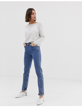 Selected – Nive – Gestreifter Pullover by Asos
