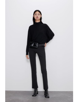 High Neck Sweater Special Priceswoman by Zara