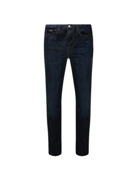 Slim Washed Jeans by Emporio Armani